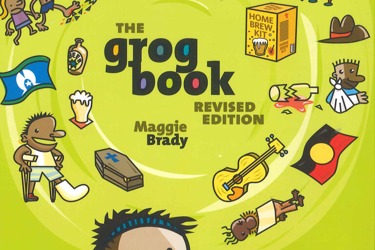 Grog book cover