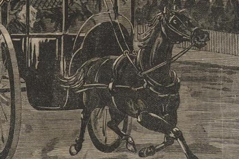 Hansom Cab Poster Image