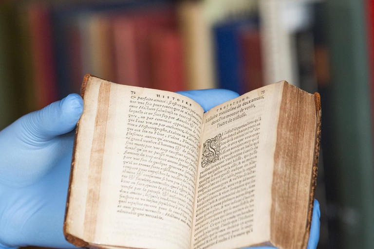 Collection of stories by Italian author Matteo Bandello from 1564