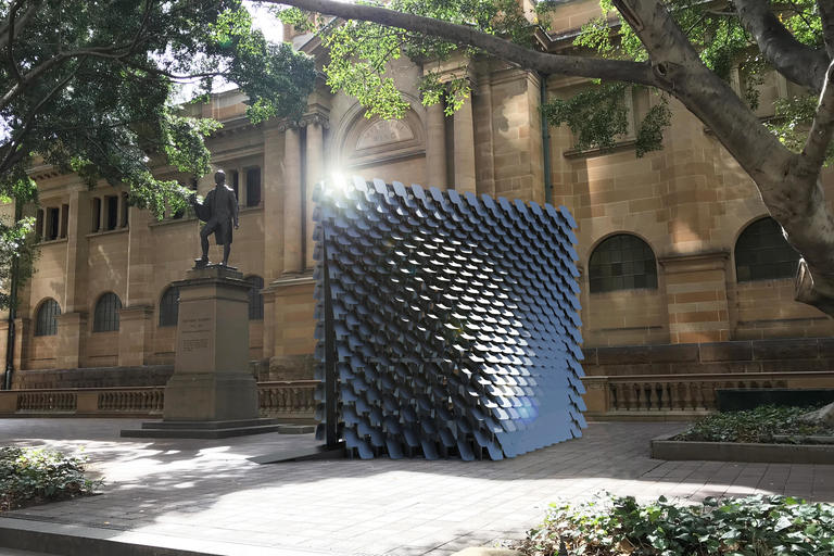 80Hz: Sound Lab at the State Library of NSW