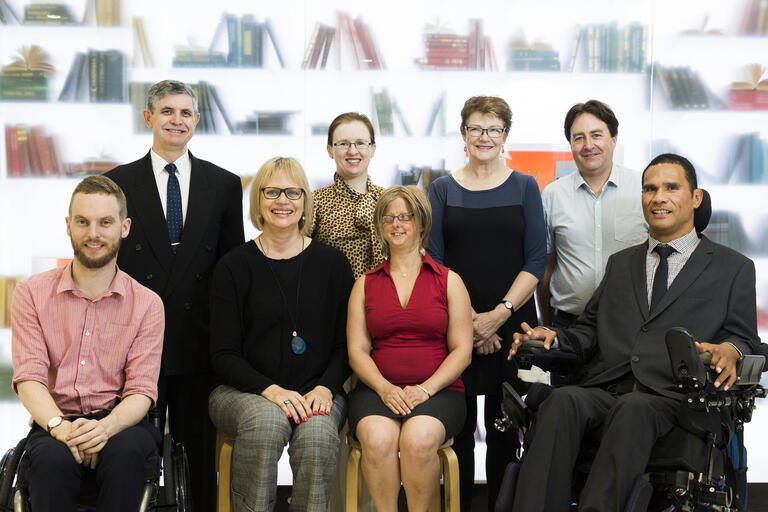 Memebers of State Library of New South Wales' Inclusion Advisory Committee
