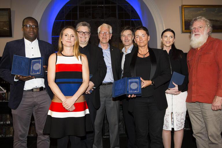 winner of premiers history awards