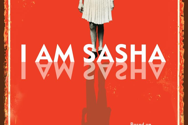 book cover image of i am sasha