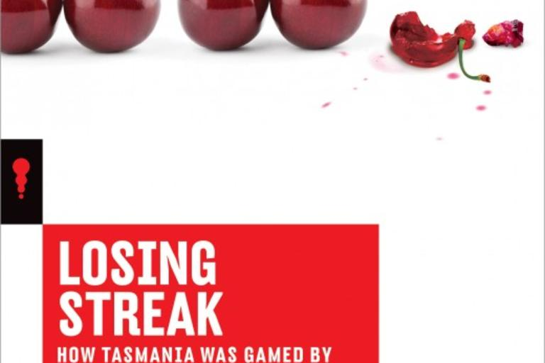 Losing Streak front cover image