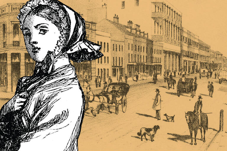 Minding Her Own Business: Colonial Businesswomen in Sydney (NewSouth) coverart