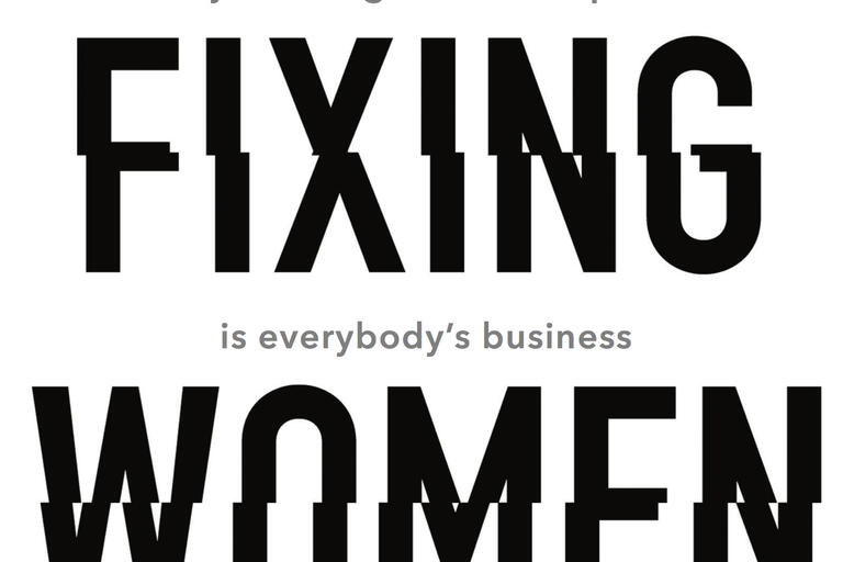 Stop Fixing Women cover