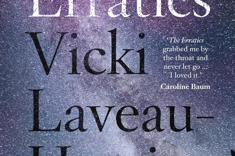 the erratics book cover