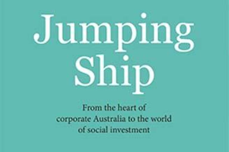 Jumping Ship by Michael Traill
