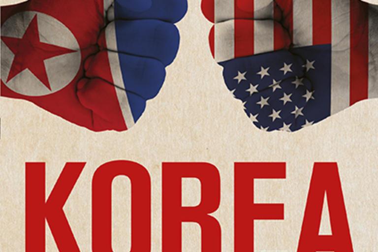 book cover image of korea