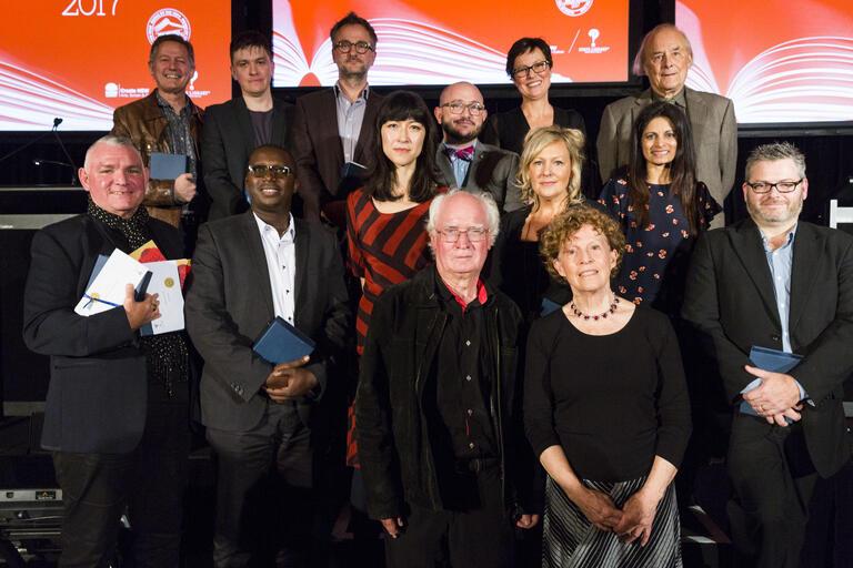 2017 NSW Premier's Literary Award winners