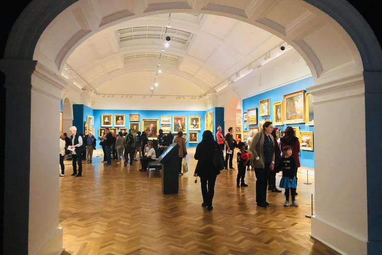 Inside the Dixson Galleries, Paintings from the Collection