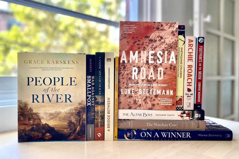 Books shortlisted for the NSW Premier's History Awards
