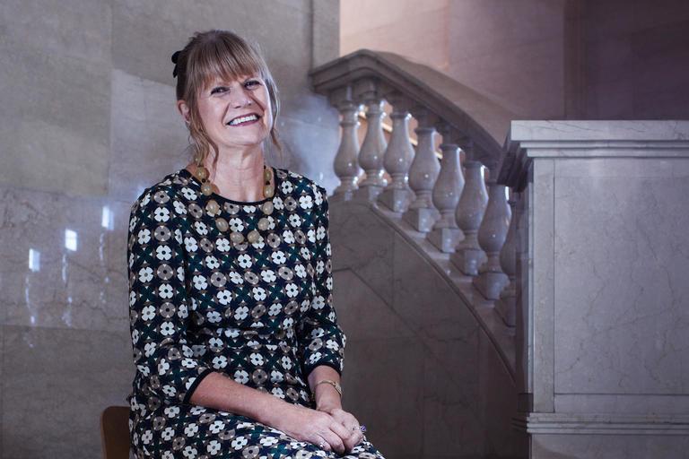 Professor Grace Karskens, 2018 Coral Thomas Fellow