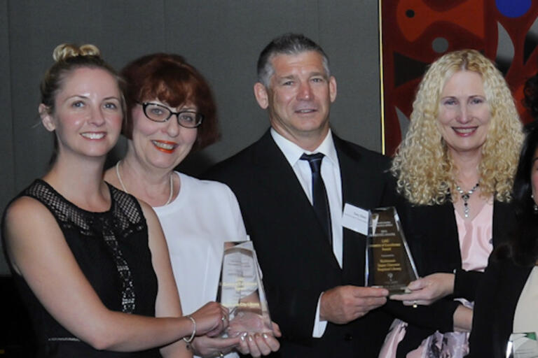 Winners of the 2016 Law and Justice Foundation Justice Awards