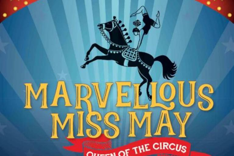 book cover image of marvellous miss may