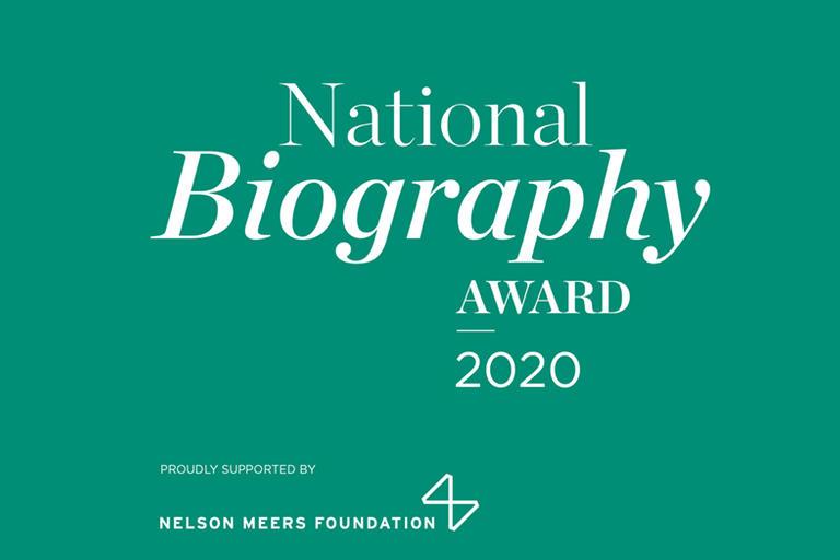 National Biography Awards shortlist announcement 2020