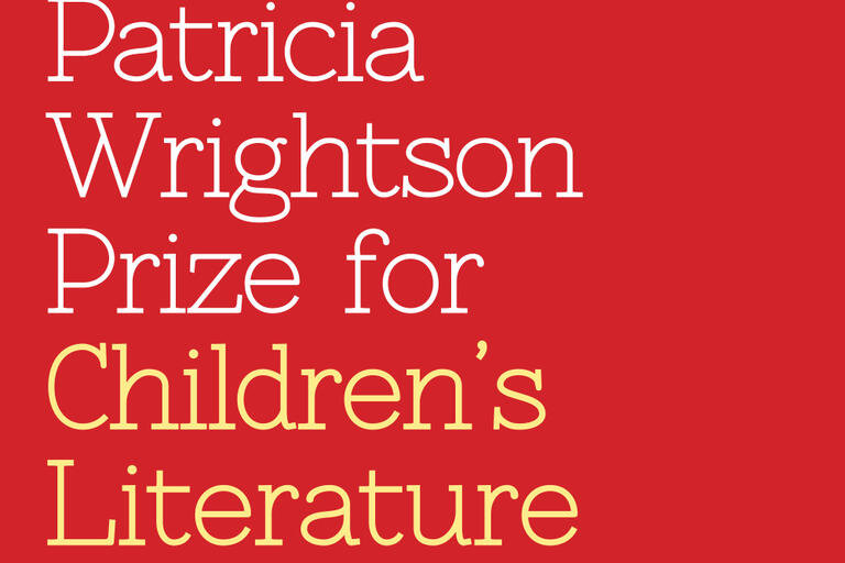 Patricia Wrightson award button