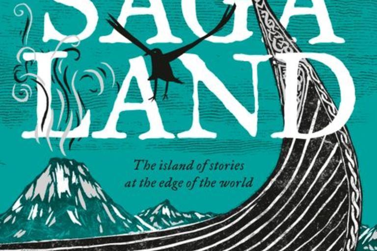 saga land book cover