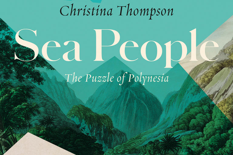 book cover image of sea people
