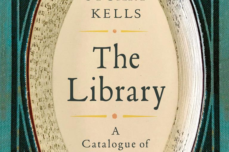 book cover image of the library