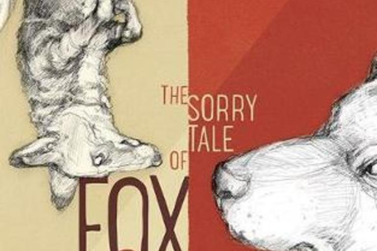 Cover image of The Sorry Tale of Fox and Bear