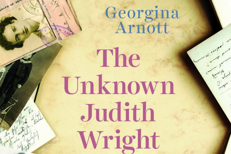 Cover image of The Unknown Judith Wright