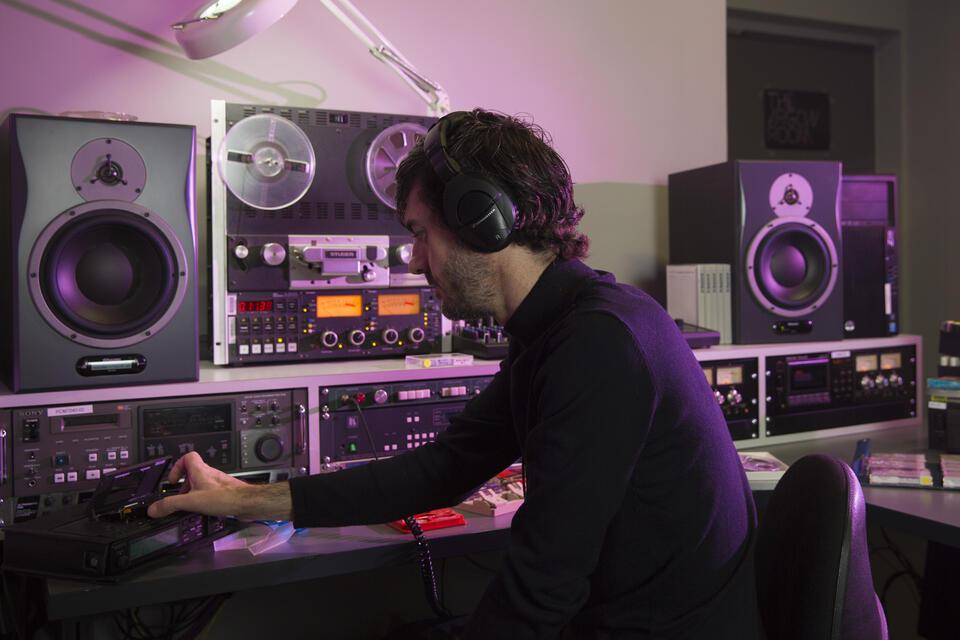 Damien Cassidy, Digital Media Technical Analyst