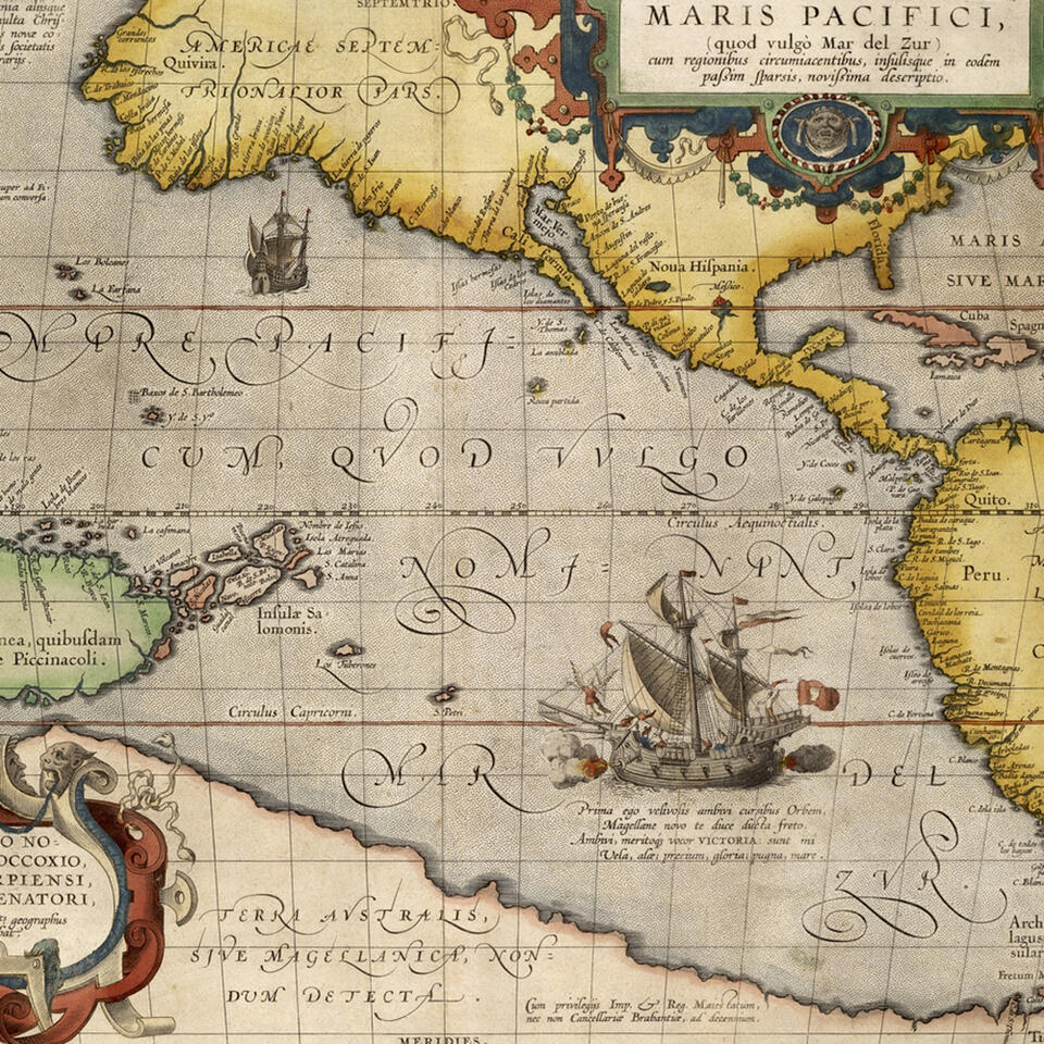 Mapping the Pacific - Conference program