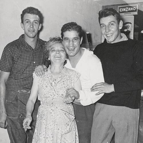 The Lorenzi family