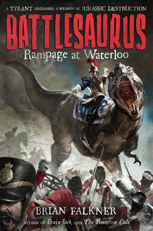 Cover of Battlesaurus