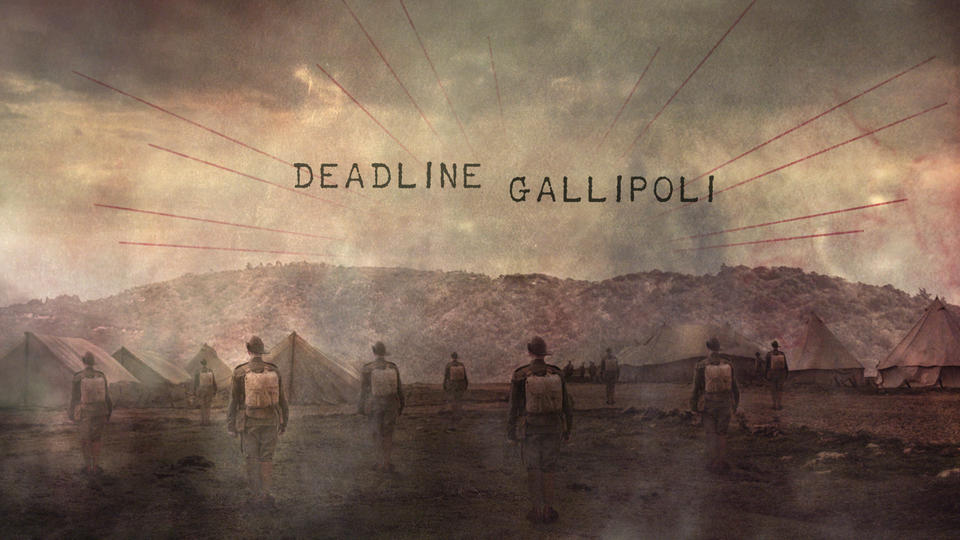 Deadline Gallipoli Image