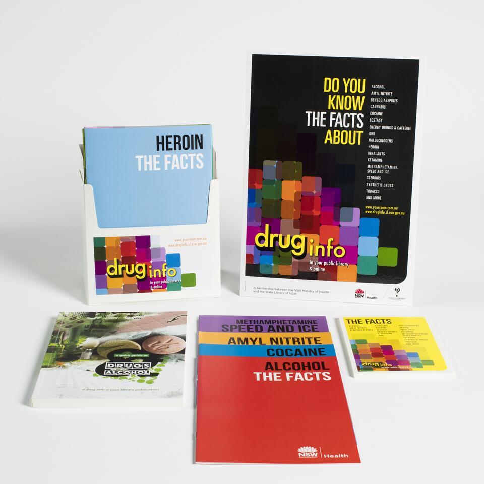 Image of Drug Info Kit