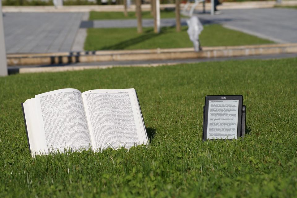 Paperback vs ebook
