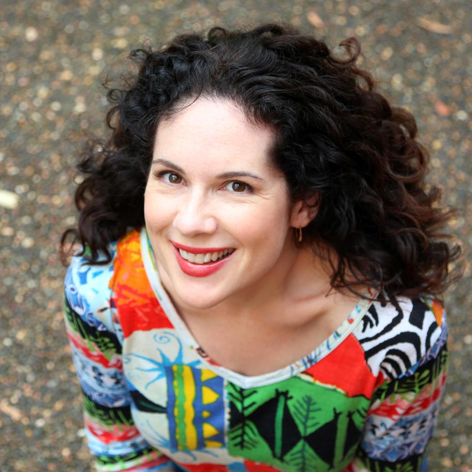 Children's author Amelia McInerney