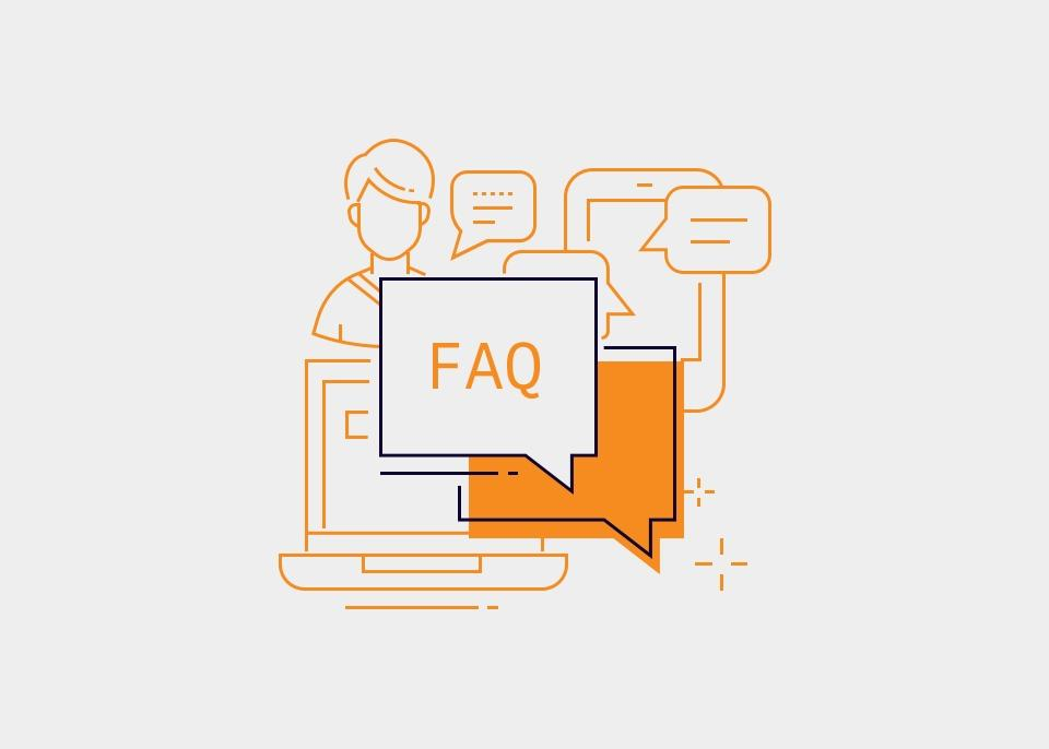 Catalogue Frequently Asked Questions
