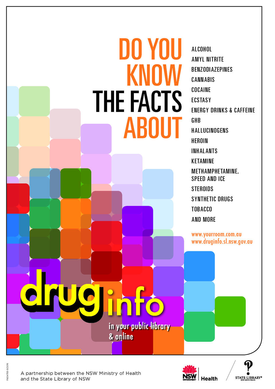 Drug Info | State Library of NSW