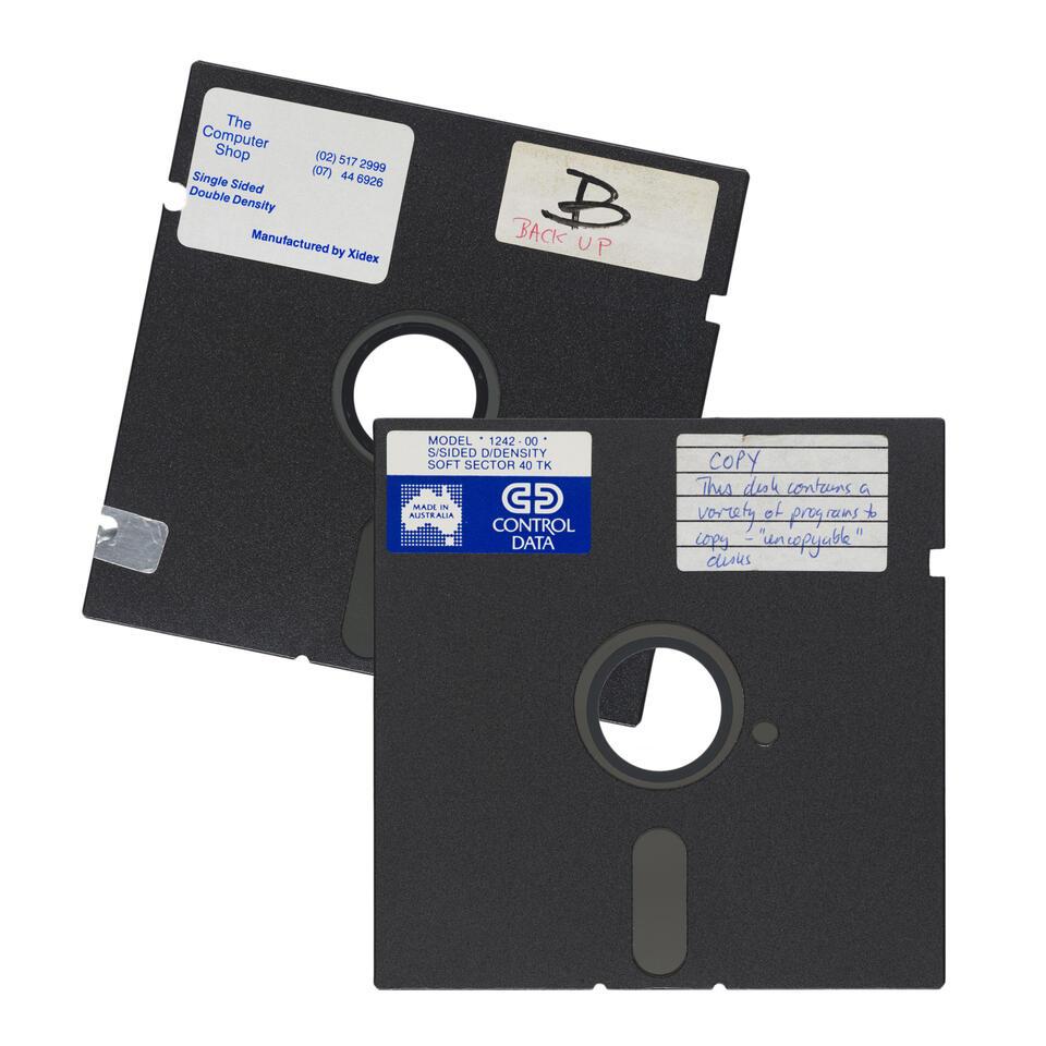 """5.25"""" floppy discs"""