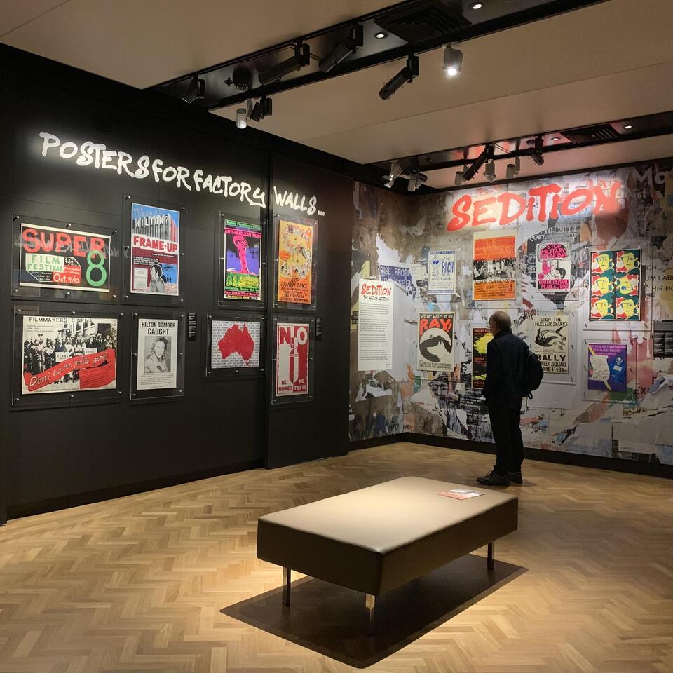 Sedition gallery
