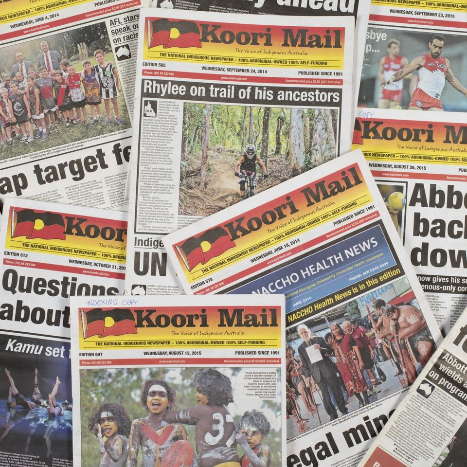 Issues of the Koori Mail