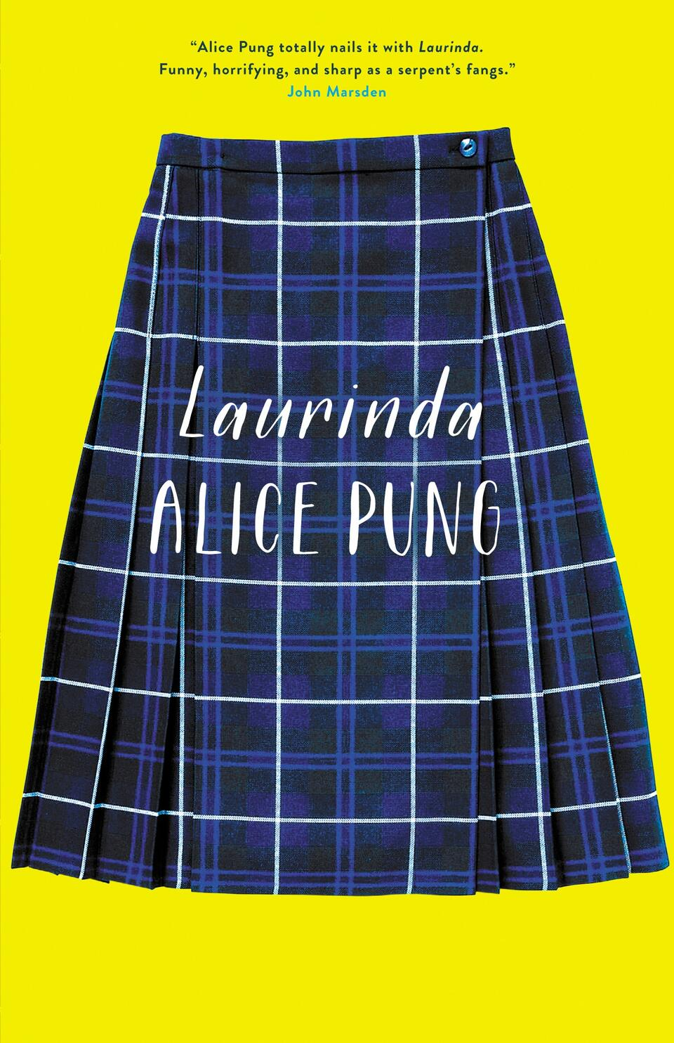 Book cover of Laurinda by Alice Pung