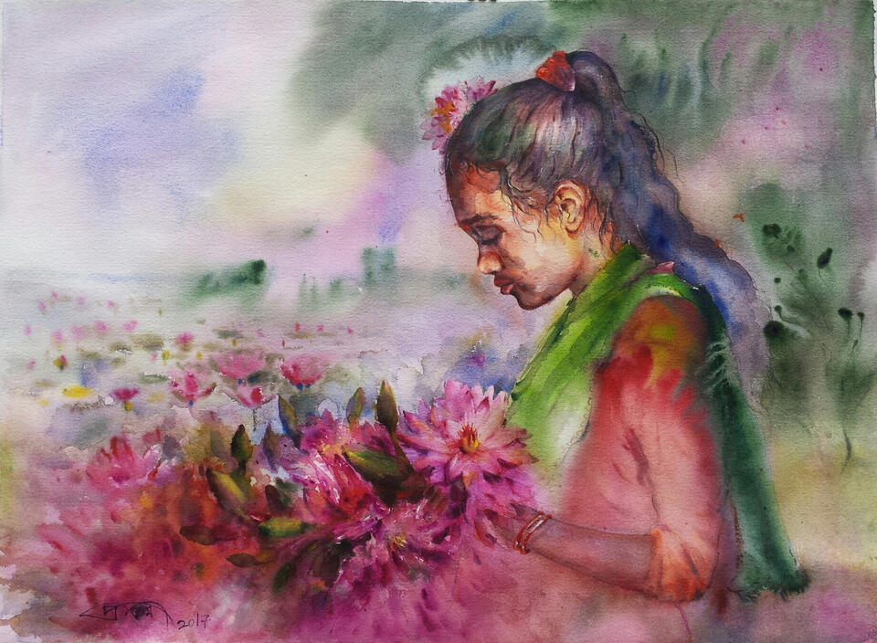 Illustration by Partha Protim Bala
