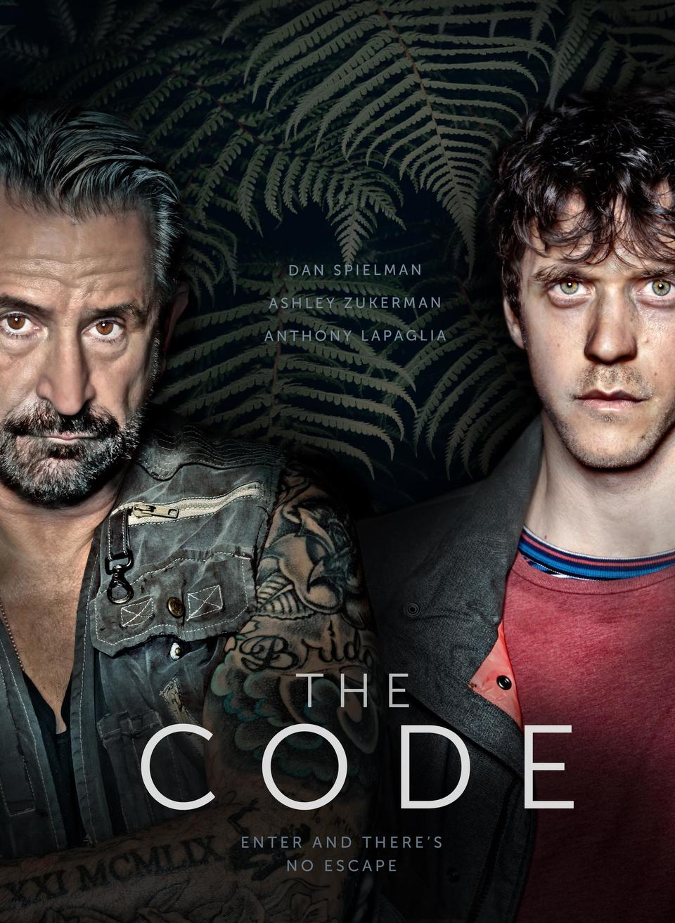 Cover image The Code