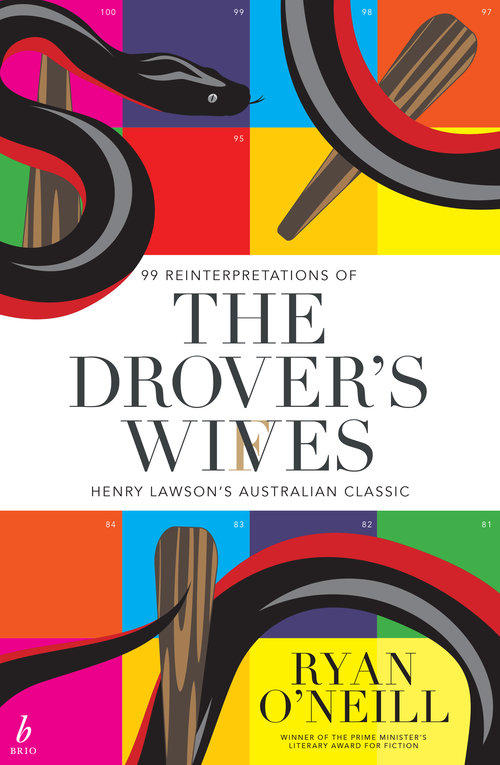 cover image of the drover's wives