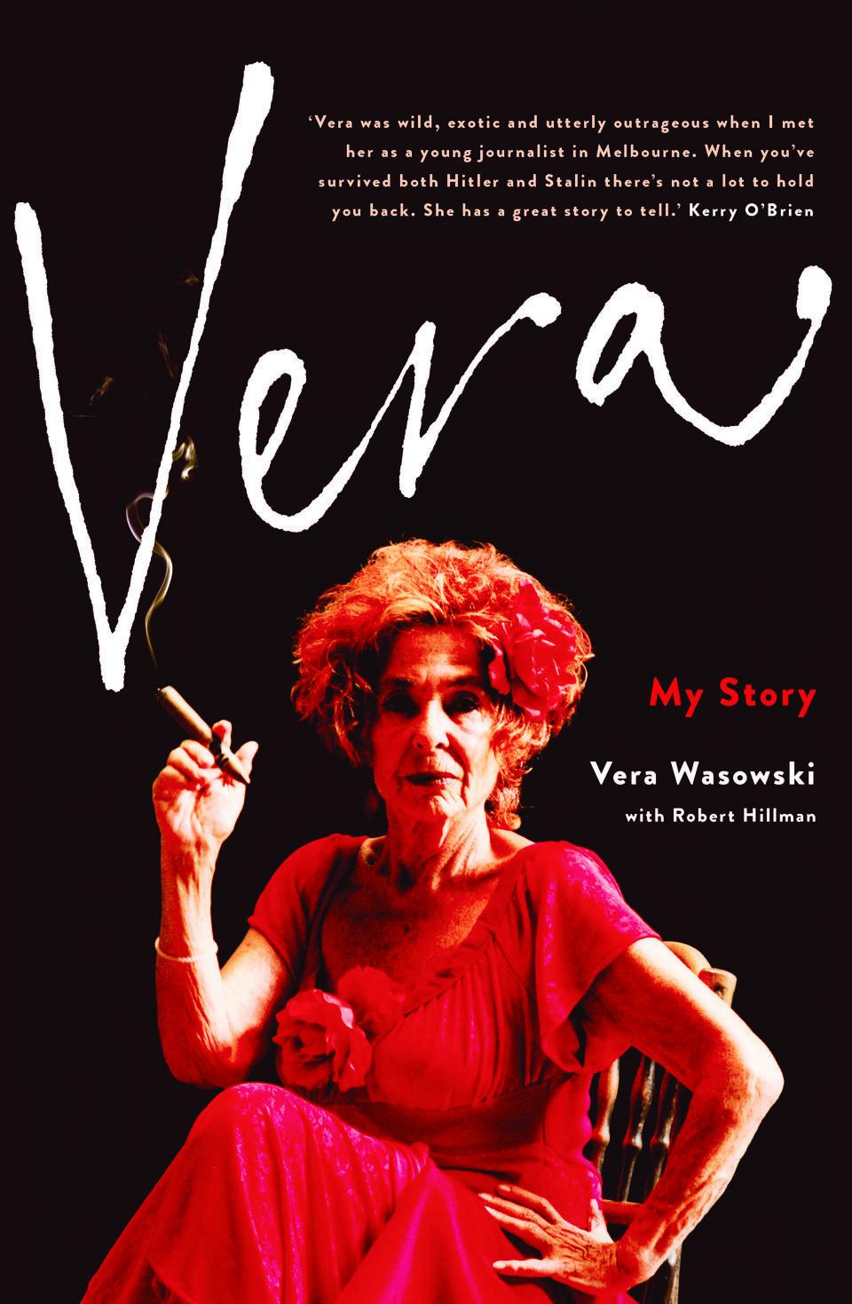 Vera: My Story cover