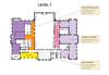 Mitchell Building floor plan Level One