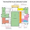 Mitchell Building Master Plan Floorplan Map Ground Floor