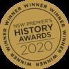 Winner - NSW Premier's History Awards 2020