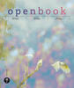 Cover of Openbook magazine spring edition