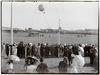 Box 35: Commonwealth balloon ascent [Gas balloon displayed at the royal Agricultural Showground, Sydney, January 1901] / photographed by W. H. Macguire