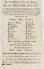 Playbill for Henry IV performed April 8, 1800 at the Theatre, Sydney